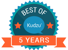 Atlanta Roofers award Kudzu